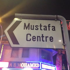 Photo taken at Mustafa Centre by John A. on 11/8/2011
