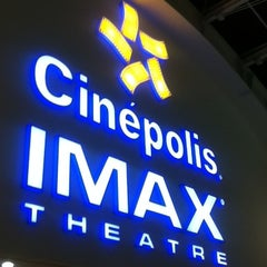 Photo taken at Cinépolis by Adrian F. on 5/2/2012
