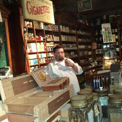 Photo taken at Racine & Larame Cigar Shop by Dave M. on 11/13/2011