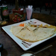Photo taken at Me Gusta Sabor Mexicano by Karine T. on 12/2/2011