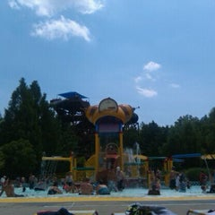 Photo taken at Water Country USA by JEN R. on 7/27/2011
