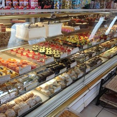 Photo taken at Paradise Pastry by Michael D. on 7/30/2012