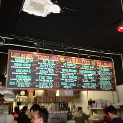 Photo taken at Gringos Locos by Mark H. on 5/18/2012