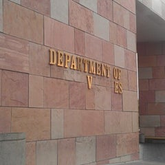 Photo taken at Department of Motor Vehicles by Dirty Martini on 9/9/2012