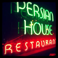 Photo taken at Persian House Restaurant by Shay R. on 10/25/2011