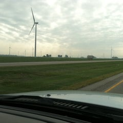 Photo taken at Paulding County Wind Turbine #1 by Mitch on 9/10/2011