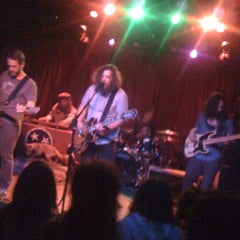Photo taken at Mercy Lounge by Beth G. on 6/2/2012