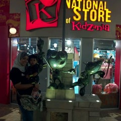 Photo taken at KidZania by Yie F. on 3/24/2012