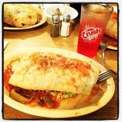 Photo taken at Manuel's Original El Tepeyac Cafe by Albert E. on 2/11/2012