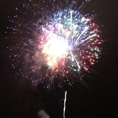 Photo taken at San Juan Community Center and Sports Park by Jozik M. on 7/5/2012