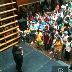 Photo taken at Duoc UC by Pablo N. on 3/21/2012