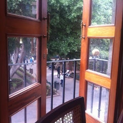 Photo taken at Sanborns by Israel on 7/23/2012