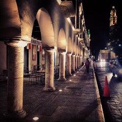 Photo taken at Mérida by Ꮿ ॐ. on 9/8/2012