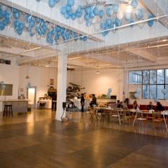 Photo taken at Ten Ton Studio by sarah s. on 3/2/2012