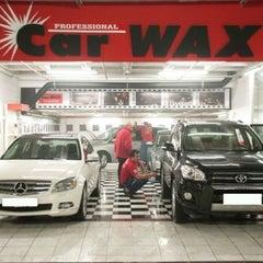 Photo taken at Car Wax - Akbati AVM by ugur m. on 7/1/2012