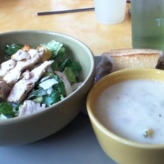 Photo taken at Panera Bread by Kendra J. on 6/11/2012