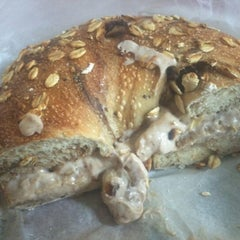 Photo taken at Lots-O-Bagels by Randy S. on 4/10/2012