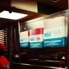 Photo taken at Casola's Pizzeria and Sub Shop by Manuel T. F. on 4/21/2012