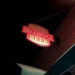 Photo taken at Breckenridge Brewery & BBQ by Jason C. on 3/18/2012