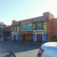 Photo taken at El Beso Mexican Restaurante & Cantina by Victoria W. on 5/13/2012