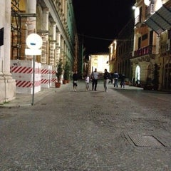 Photo taken at Corso Vittorio Emanuele II by Valentina C. on 4/30/2012