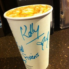 Photo taken at Starbucks by Kelly H. on 9/6/2012