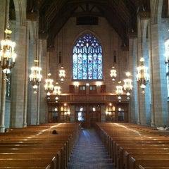 Photo taken at Fourth Presbyterian Church by Paul on 7/26/2012