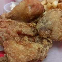 Photo taken at Broaster Chicken by Marc M. on 5/31/2012