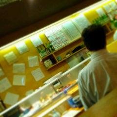 Photo taken at Fuku Sushi by Violet B. on 5/26/2012