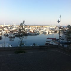 Photo taken at Porto di San Marco di Castellabate by Luigi on 8/19/2012