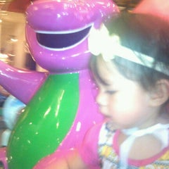 Photo taken at Chuck E. Cheese's by Jen P. on 9/3/2012