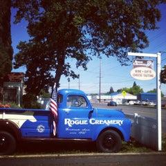 Photo taken at Rogue Creamery by Elana L. on 5/30/2012