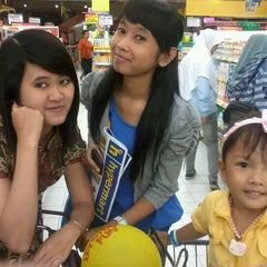 Photo taken at hypermart by Aisyah N. on 3/2/2012