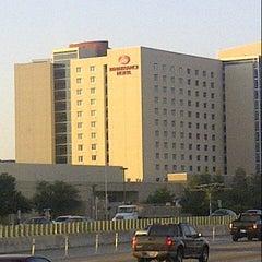 Photo taken at Renaissance Dallas Richardson Hotel by Simeon E. on 9/11/2012