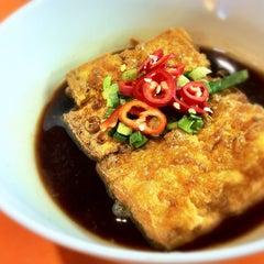 Photo taken at Ho Kee Porridge 和记粥 by Daniel A. on 2/28/2012