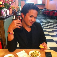 Photo taken at Rincon Latino by Mark H. on 5/15/2012