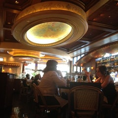 Photo taken at The Cheesecake Factory by Tim C. on 5/7/2012