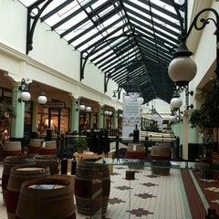 Photo taken at Designer Outlet Salzburg by Maxim on 5/3/2012