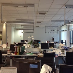 Photo taken at Cheil France SAS by Alexandre T. on 4/11/2012