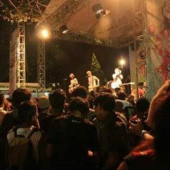 Photo taken at Parkir Timur Senayan by aix on 6/27/2013
