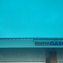 Photo taken at Costco Gasoline by Rex E. on 1/31/2015