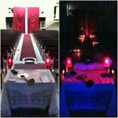Photo taken at Igreja Matriz Nossa Senhora dos Aflitos by Wesley L. on 1/25/2014