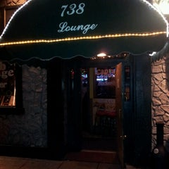 Photo taken at Cantab Lounge by Christian S. on 11/22/2012