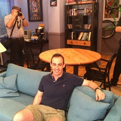 Photo taken at Milk Studios by Kevin R. on 6/25/2015