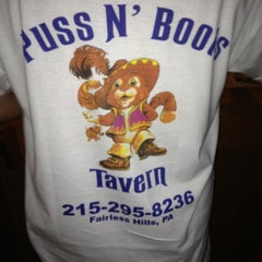Photo taken at Puss N Boots Tavern by Lisa🌻 A. on 10/27/2012