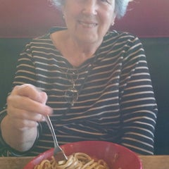 Photo taken at Genghis Grill by Julie H. on 11/18/2014