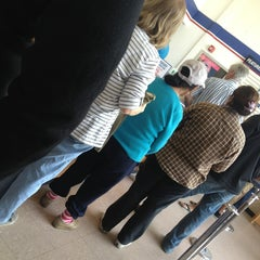 Photo taken at Rialto Post Office by gaby m. on 3/25/2013