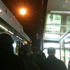 Photo taken at MTA Bus Stop - Hoffman Dr & Woodhaven Blvd (Q11/Q21/Q29/Q38/Q52LTD/Q53LTD) by Michael H. on 11/3/2012