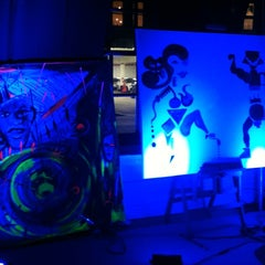 Photo taken at NYC Uncubed by Michael H. on 11/14/2012