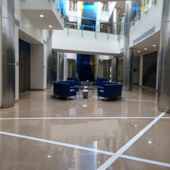 Photo taken at SABIC Academy by Ebrahim A. on 1/29/2015